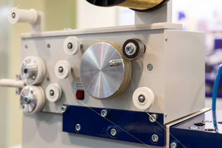 Electrical discharge machining EDM Wire feed mechanism